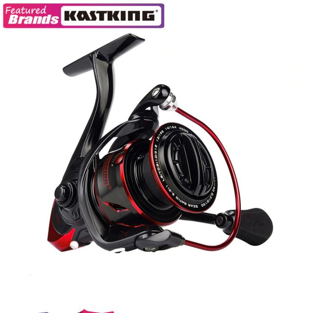 KastKing Sharky III Innovative Water Resistance Spinning Reel 18KG Max Drag Power